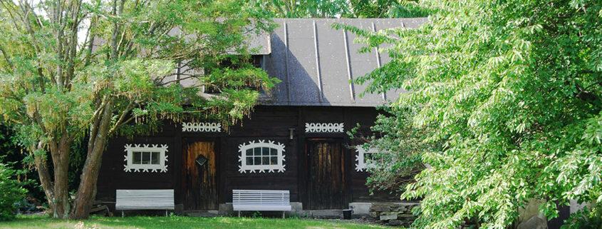 Maison dans les pays baltes