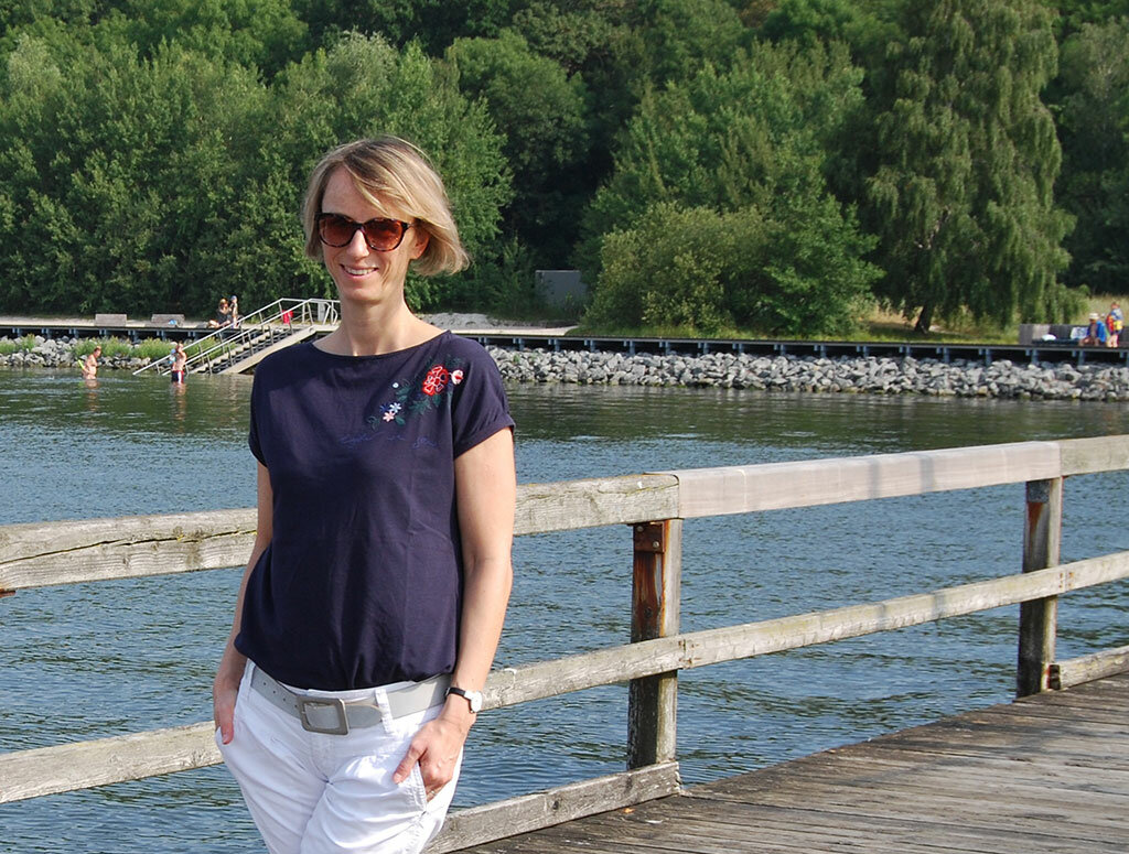 portrait de Katja - BaltiquePlurielle