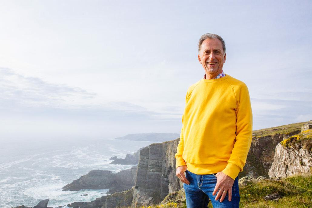 Bernard Eucher Lahon, co-fondateur d'Alainn Tours