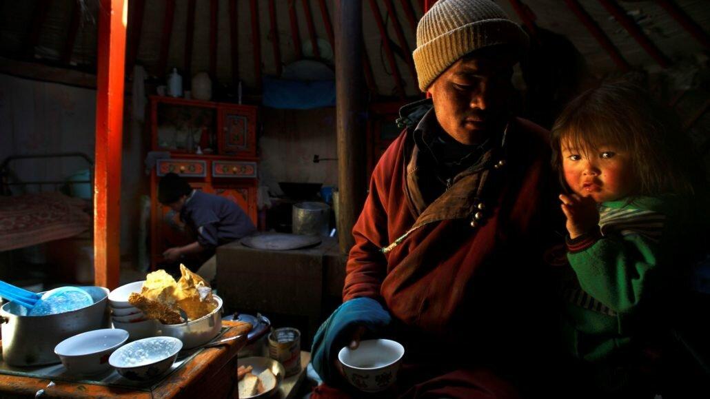vie nomade - mongolie