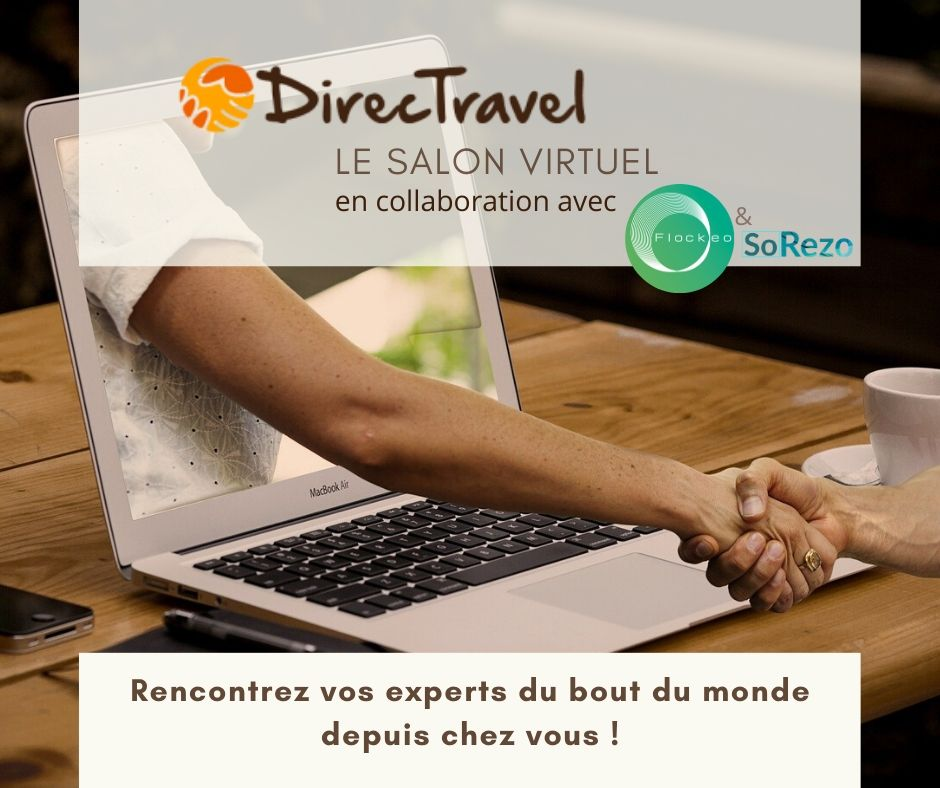 salon virtuel directravel