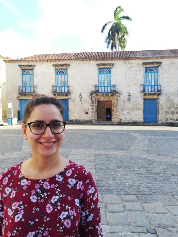Yeny, fondatrice de l'agence Route Cuba