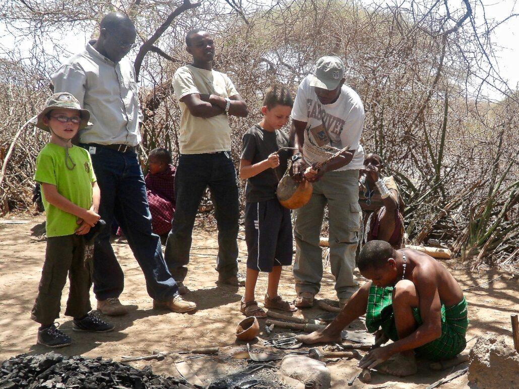rencontre avec la tribu des Datoga