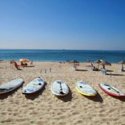 paddle au portugal