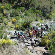 canyoning au portugal