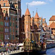 Gdansk Mer Baltique