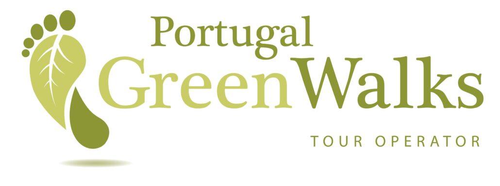 logo portugal green walk