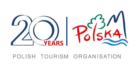logo de l'office de tourisme de la Pologne