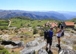 Randonnée au Portugal