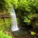 Glencar Waterfall County Leitrim