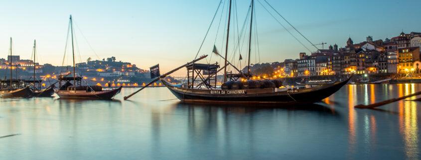 V.N. Gaia - José Costa Pinto - Barcos Rabelos