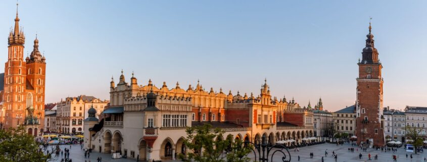 CRACOVIE Grand Place